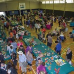 Indoor Section Westland A & P Show held in Hokitika annually